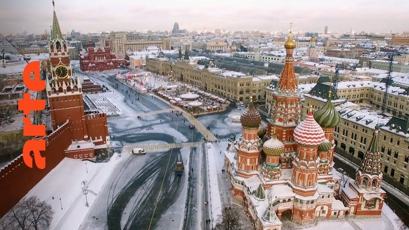 Moskaus Imperium 2 2 Russlands Rückkehr Doku ARTE