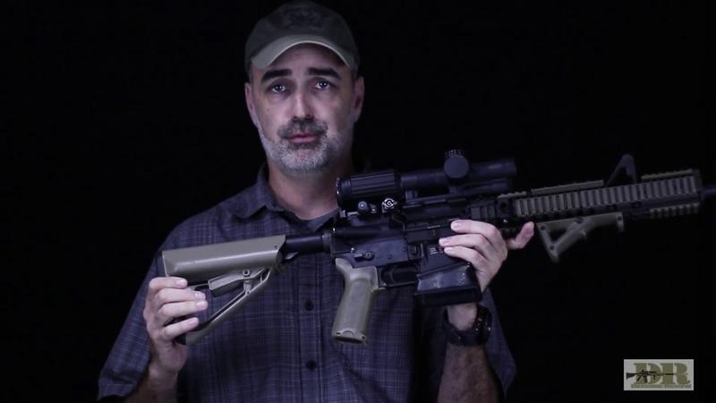 Jeff Gurwitch Build 2 SOPMOD II SF Deployment Clone Tactical AR-15 Carbine Build!