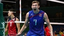 Dmitry Volkov Best Moments   Russia Volleyball