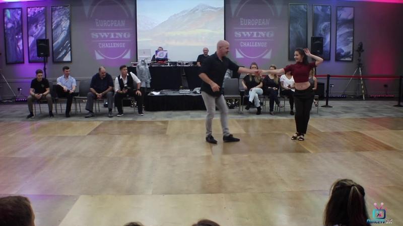 Robert Royston Maria Elizarova European Swing Challenge 2019 Champions JnJ