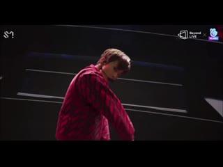 """VIDEO 200426 SuperM - Super Car @ """"Beyond the Future"""" Live Concert"""