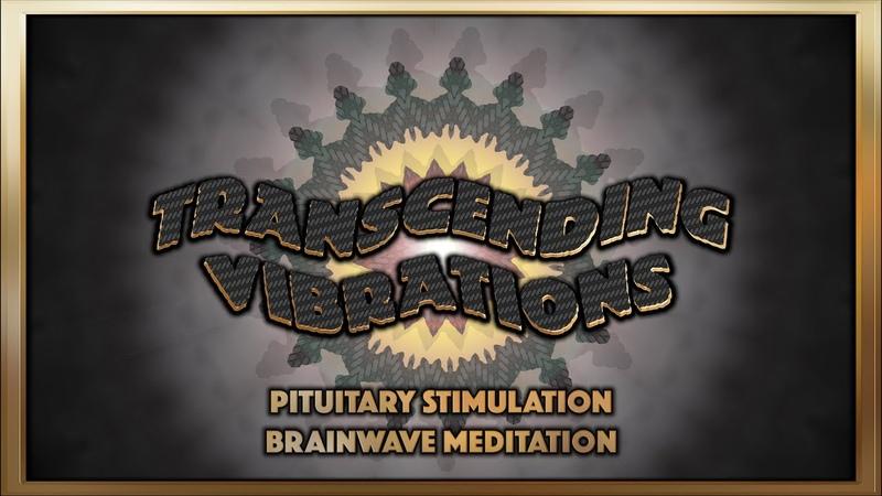 Pituitary Stimulation Brainwave Meditation Isochronic Tones and Binaural Beats