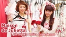 Maison de Julietta Harajuku Lolita Experience at LaForet Harajuku