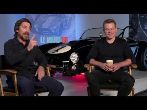 Matt Damon explains why Christian Bale still drives a 2003 Tacoma