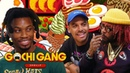Anime Food Crash Course with Denzel Curry Thundercat and Zack Fox Gochi Gang