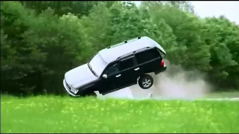 Бретёр 2013 11 серия car chase scene 2