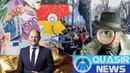 """Nach der """"Krise"""" in die Krise, WLAN für Pflücklinge, Nazi-Masken und Klopapier"""