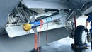 F 22 Weapon Loading Unloading AIM 9 JDAM