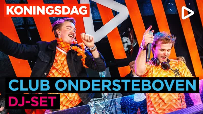 Club Ondersteboven SLAM Koningsdag 2019