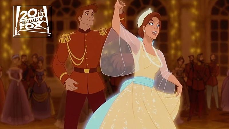 Anastasia Ballroom Fantasy Clip Fox Family Entertainment