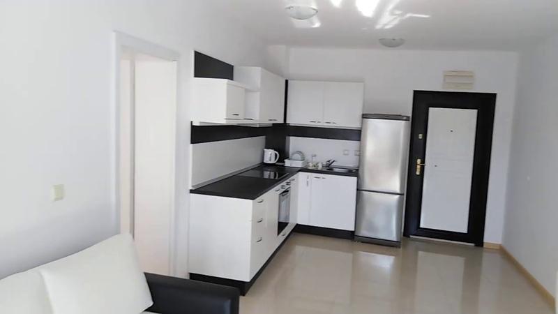 Двухкомнатная квартира в Бяле. One-bedroom apartment in Byala, Bulgaria