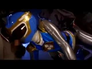 Power Rangers Super Sentai Porn Parody