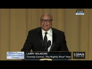 Larry Wilmore COMPLETE REMARKS at 2016 White House Correspondents' Dinner (C-SPAN)