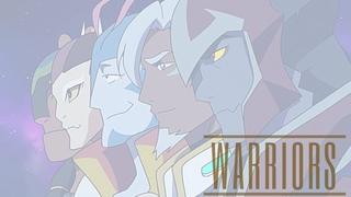 Voltron: Legendary Defender - Warriors AMV