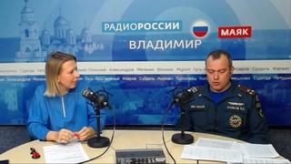Интервью Петра Денисова на Радио России - Владимир
