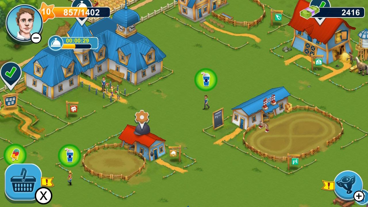 Обзор Horse Farm - Мобильный гейминг жив!, изображение №5