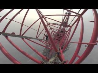 Наши руфтоперы покоряют Шанхай  Shanghai Tower 650 meters Not Vine