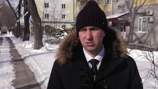Последствия масштабного снегопада продолжают устранять коммунальщики «Спецавтобазы ЖКХ» - Абакан 24