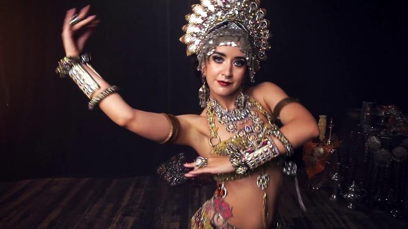 Kira Lebedeva aka Habibi Lal @ Shakti 2019