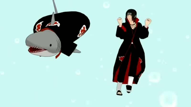 гаару похитили акацуки и оттарабанили как шаболду