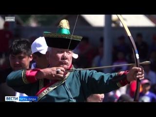 Областной праздник Сур Харбан пройдёт в посёлке Новонукутский с 24 по 26 июня