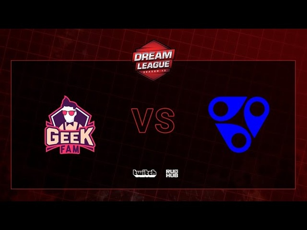 Geek Fam vs Reality Rift, DreamLeague S13 QL, bo2, game 2 [Mortalles]