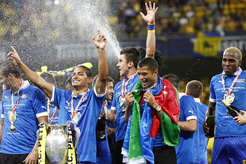 «Петролул» — обладатель кубка Румынии (сезон 2012/2013)