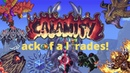 Terraria Calamity Mod Jack of all Trades Terminus Boss Rush Weapon for Each Boss!