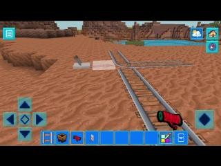 RoboCraft: Building & Survival Craft - Robot World - GAMEPLAY 1