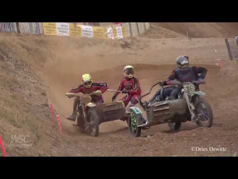 The best of the 2019 sidecarcross season
