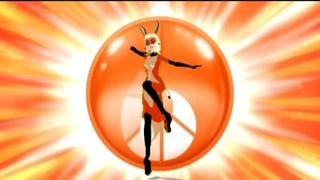 🐞Miraculous ladybug MMD🐞 Chloe Rena Rouge transformation ◇FANMADE◇