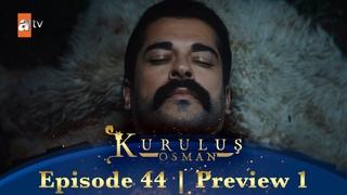 Kurulus Osman Urdu   Episode 44 Preview 1