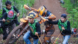 Uncle Hard Enduro 2019 | Day 1 & Day 2 Highlights | 🏆 Wade Young