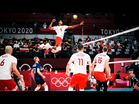 Wilfredo Leon Top 20 Plays of his Career Volleyball Poland Team