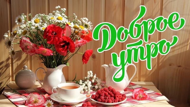 Доброе утро! ❤️ Пусть в душе сияет нежность, окружает доброта ❤️ С добрым утром!