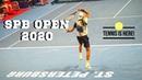 SPB OPEN 2020 / Теннисный турнир во время пандемии коронавируса