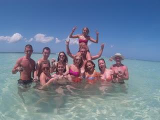 Поездка на остров Саона, Доминикана, . (начало)