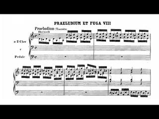 И. С. Бах - Токката и фуга для органа ре-минор «Дорийская», BWV 538 - Лионель Рогг