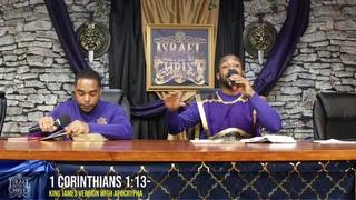 SABBATH MORNING CLASS: The Jew & The Greek