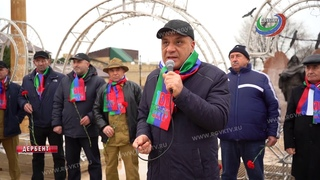 В Дагестане к 100-летию ДАССР прошел масштабный автопробег