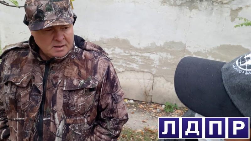 В поселение Васильевка Белогорского района нет очистных канализацию сбрасывают в речку Кучук Карасу