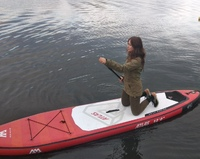 Новые устойчивые сапборды ждут любителей водных путешествий