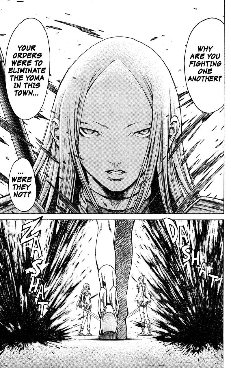 Claymore, Chapter 18, image #12