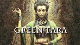 Green Tara Mantra | Om Tare Tuttare Ture Soha | Versão Lírica | Enfrentar Medos e Insegurança