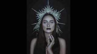 Богиня Марена (Мара) - Великая Богиня Зимы, Ночи и Вечного Сна и Вечной Жизни.