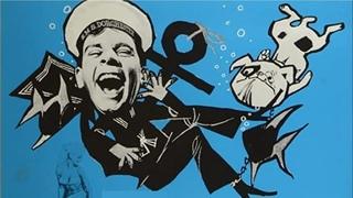 Мистер Питкин...  Порода бульдог 1960 Full HD 1080p / Великобритания /  Комедия