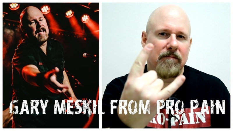 Meeting Pro Pain Interview with Gary Meskil