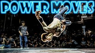 Mejores Powermoves Sets  en batallas de Break Dance | Best PowerMoves Sets
