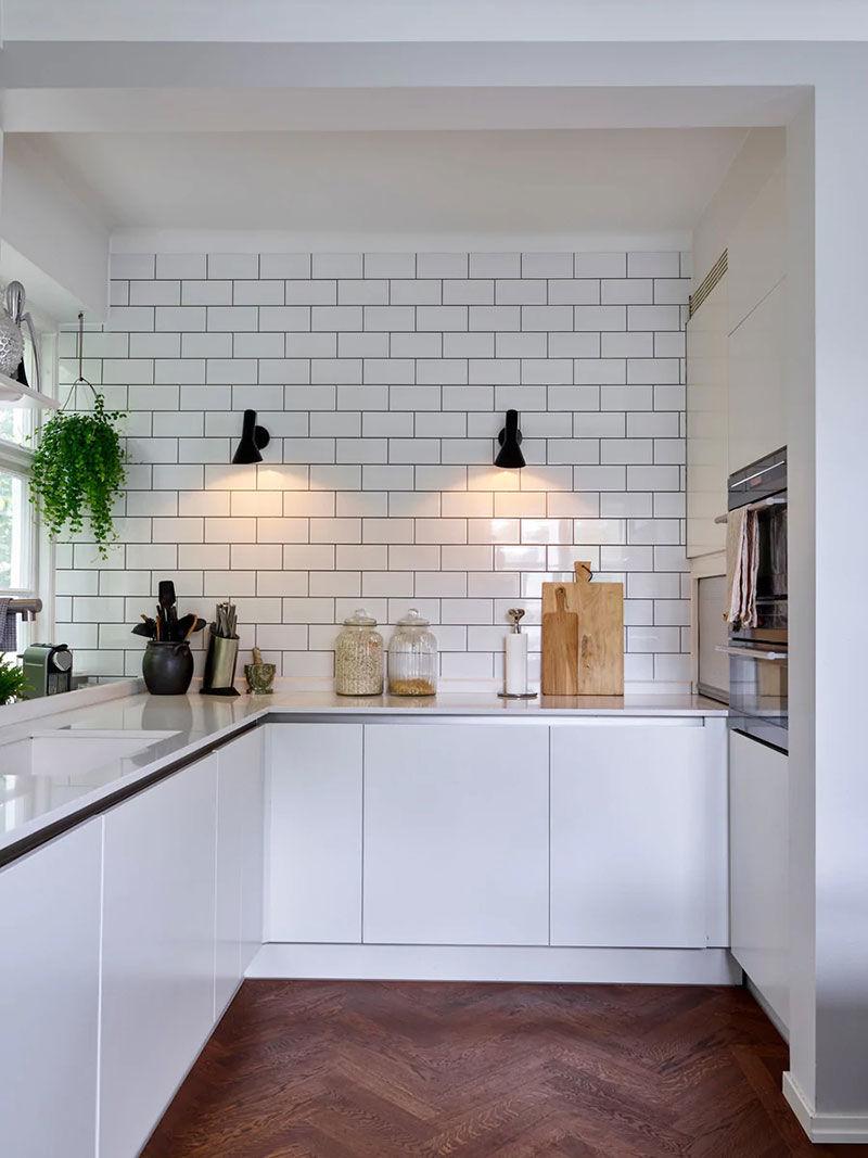 Прекрасное преображение 100-летнего дома в Мальмё    01