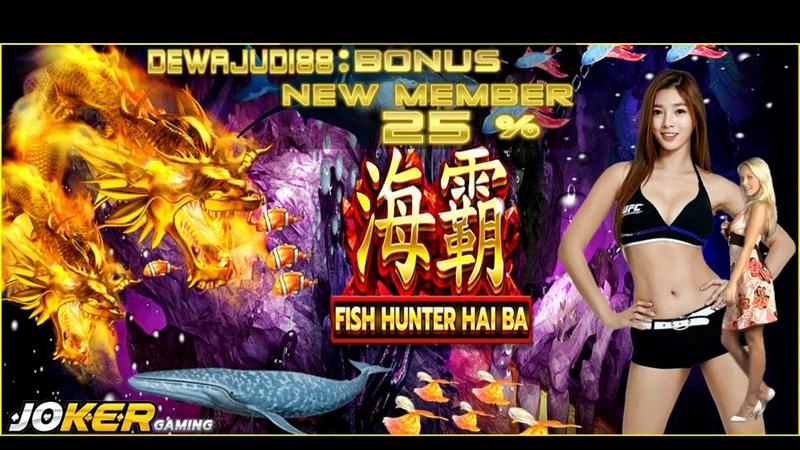 Agen Tembak Ikan Online - Pu Yi Yang House Musik - Dewajudi88